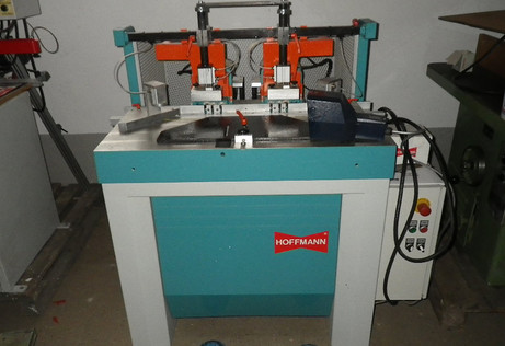 keyway and drilling machine