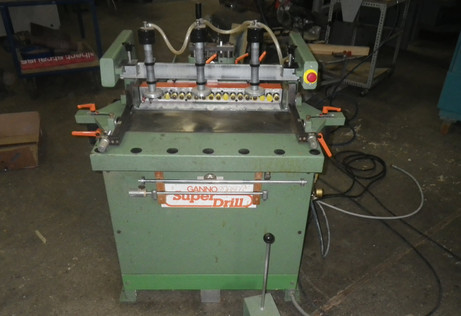 dewel and hole row drilling machine