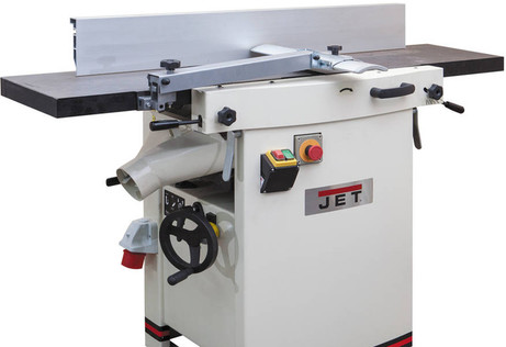 surface and thickness planer combined