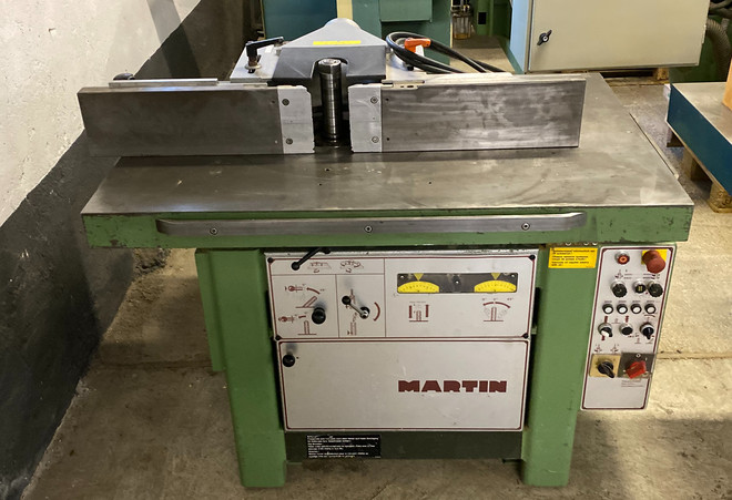tilting spindle moulder